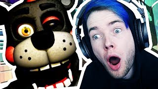 WE HAVE UNFINISHED BUSINESS, FREDDY...!! (Freddy Fazbear's Pizzeria Simulator #4 END)