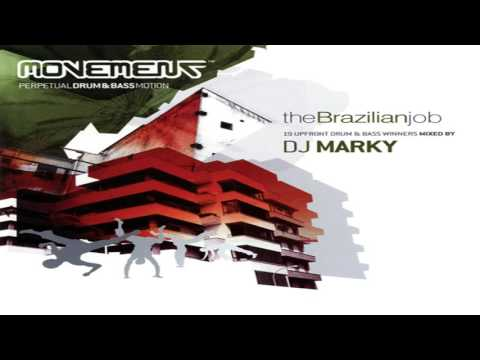 Movement - The Brazilian Job (Mixed By DJ Marky)