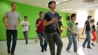 Eddie Lim | Salsa Shines & Movement | 13th April 2014