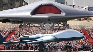 AMAZING! China's Advanced Drones And UAV Technologies In Action
