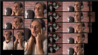 How to sing Bohemian Rhapsody Harmonies Operatic Section Queen | Vocal Breakdown