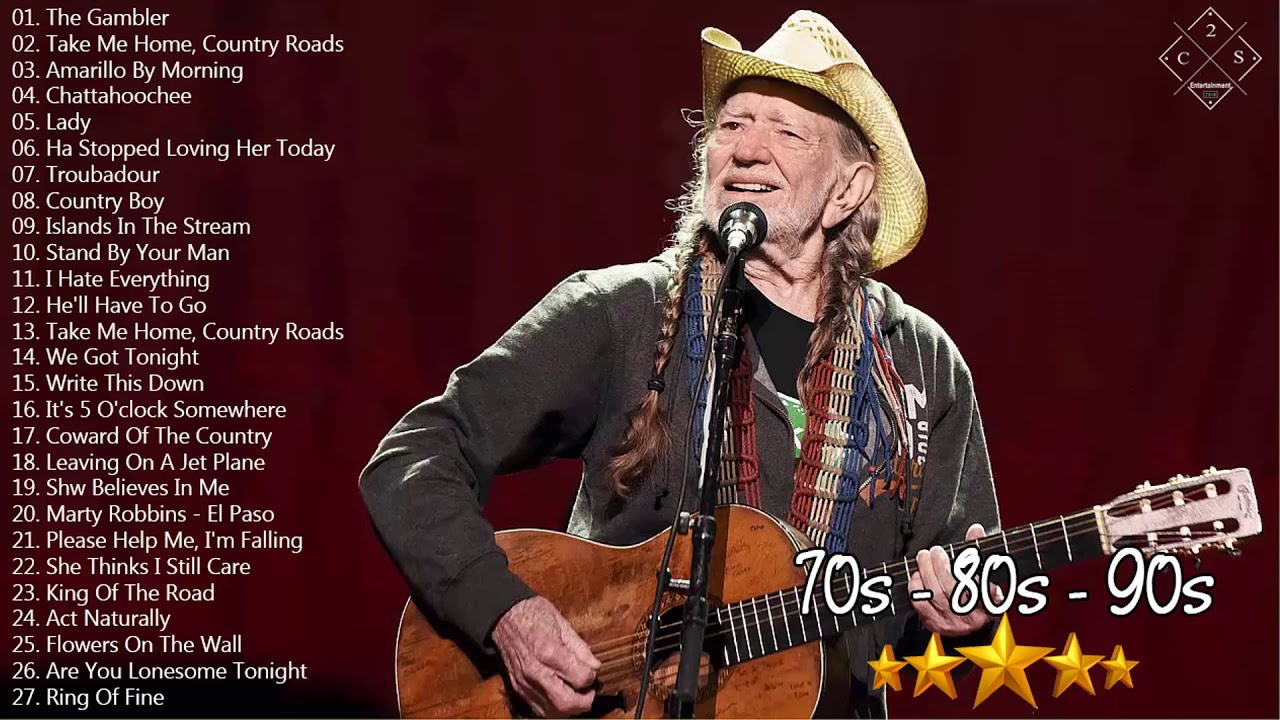 Top 100 Classic Country Songs Of 60s 70s 80s Greatest Old Country Music Of All Time Ever Youtube