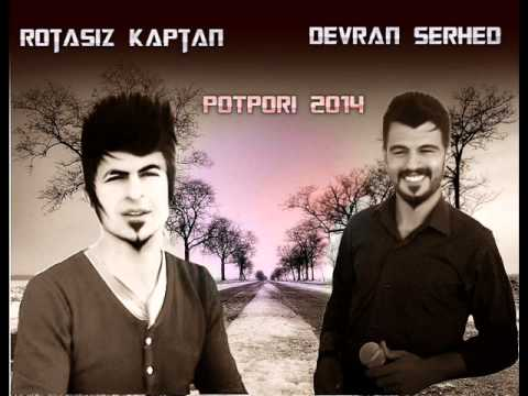 Kürtçe Ağır Potpori 2014 - Rojvan Demir - Devran Serhed Düet