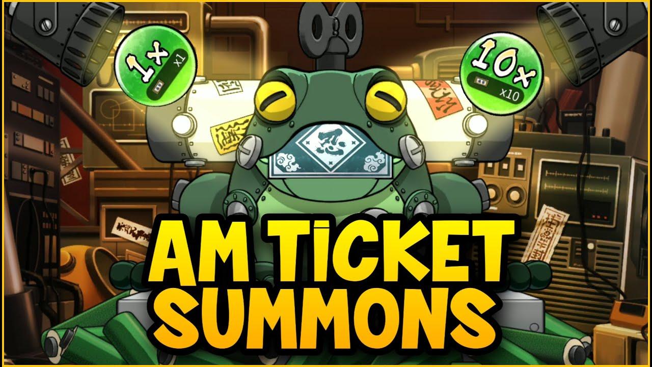 Attack Mission Ticket Summons. THE 4 STARS | July 2020 Week 1| Naruto x Boruto Ninja Voltage