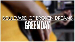 Boulevard of Broken Dreams (Green Day) Guitar Cover   DSC
