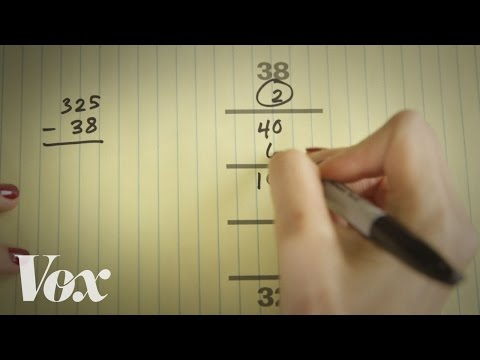 Why Common Core math problems look so weird