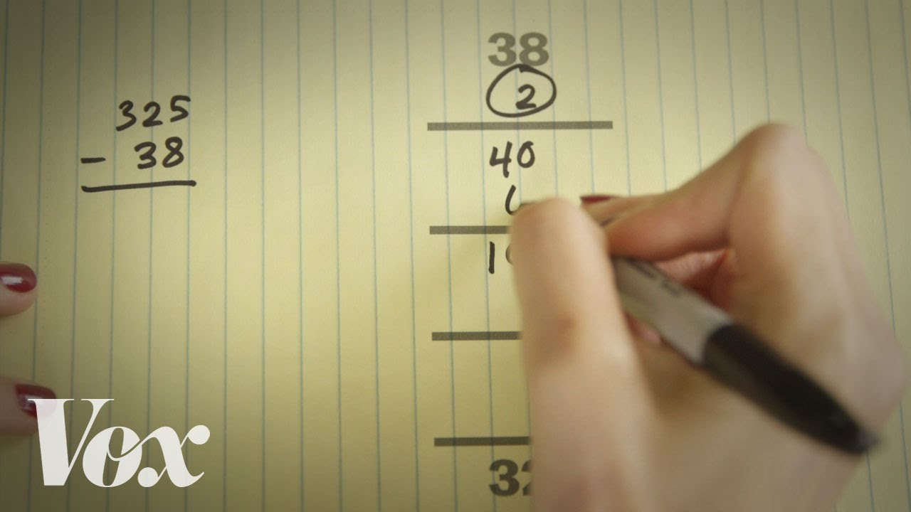Why Common Core math problems look so weird - YouTube [ 720 x 1280 Pixel ]