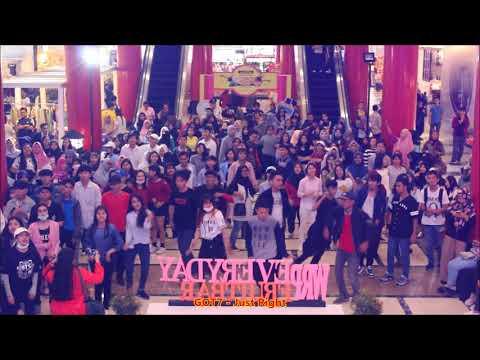 (Part 3) KPOP RANDOM DANCE COVER, MAKASSAR VERSION, INDONESIA 2018