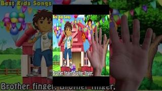 Dora the Explorer - Finger Family Song Collection - Nursery Rhymes Dora Finger Family for Kids