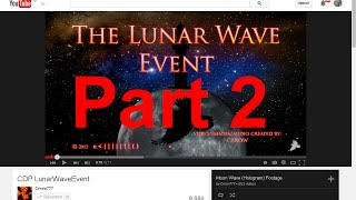 Crrow777 Debunkery Project - Lunar Waves & Aircraft - Part 2 Reloaded