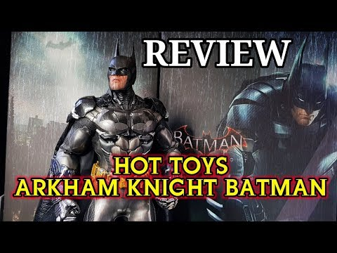 REVIEW. ARKHAM KNIGHT BATMAN BY HOT TOYS