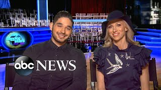 Debbie Gibson reacts to 'Dancing' elimination