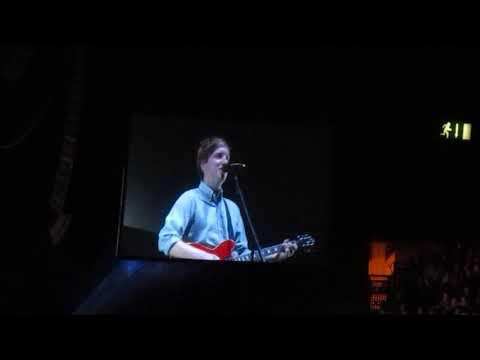 George Ezra - Budapest (Free Radio Live 2017)