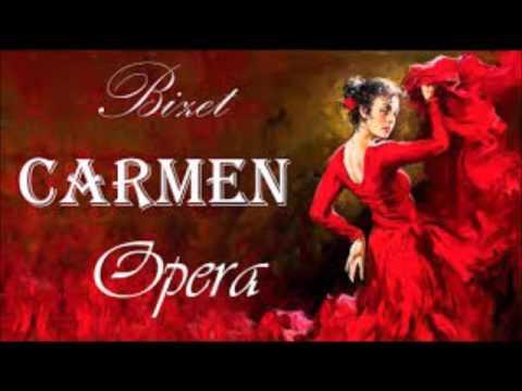 Bizet Ópera Carmen In Four Acts