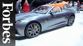 Jaguar F-Type SVR: First Look