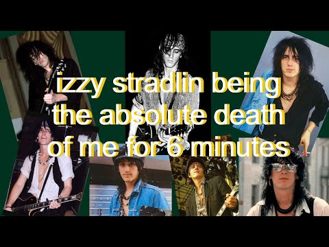 izzy stradlin being the absolute death of me for 6 minutes