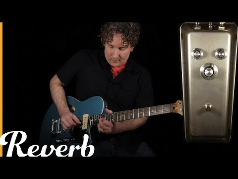 JPTR FX Silver Machine Fuzz  Reverb Tone Report