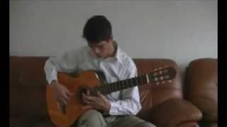Lý Ngựa Ô - Guitar