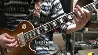[Terrani] B'z Time Flies [ギター]