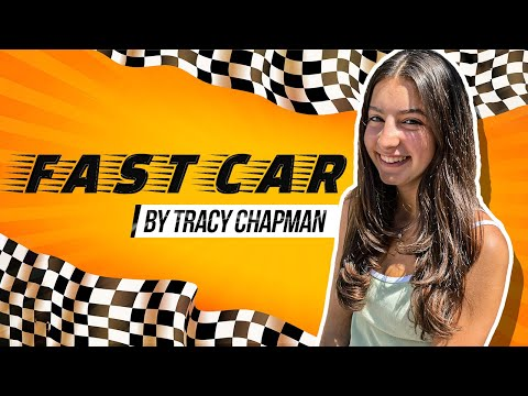 Fast Car - Jordana Bryant (Official Audio + Tracy Chapman Cover)
