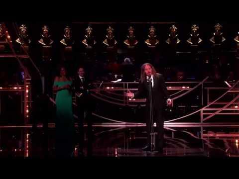 Best New Musical - Groundhog Day - Olivier Awards 2017
