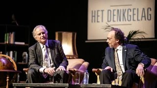 Richard Dawkins & Lawrence Krauss share their passion for Science and Reason @ Het Denkgelag.