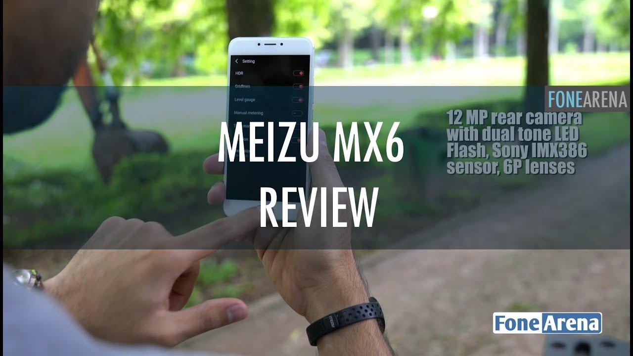 Meizu MX6 - Review!