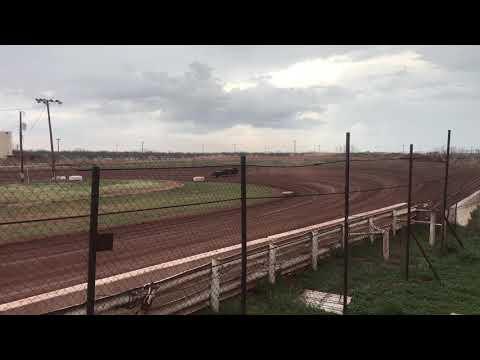 03/17/2018 Justin in Austin's car @ Abilene Speedway