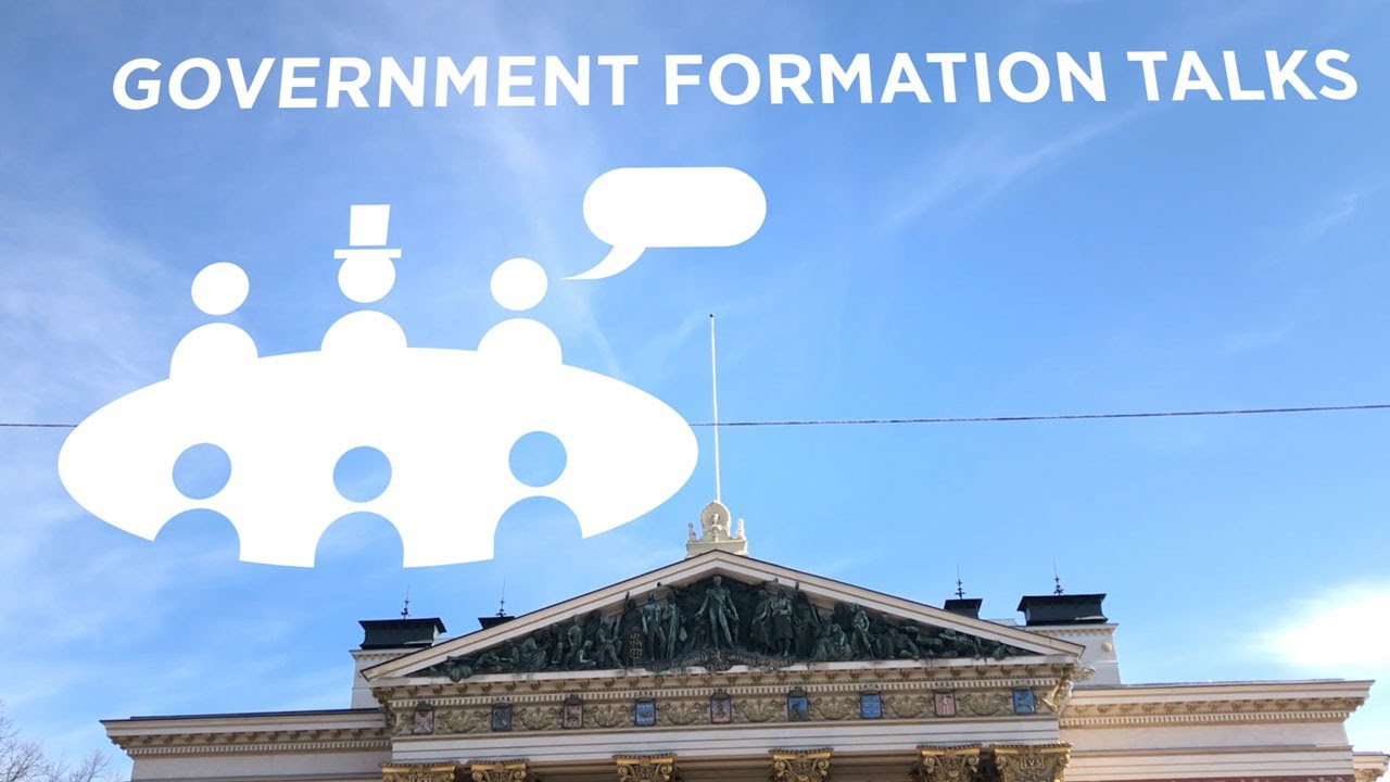 How Finland forms a new government