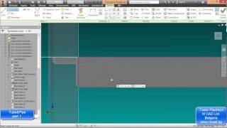 Tube And Pipe Design In Autodesk Inventor - Part 1