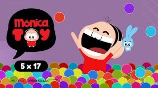 Mônica Toy | Mergulho colorido (T05E17) thumbnail