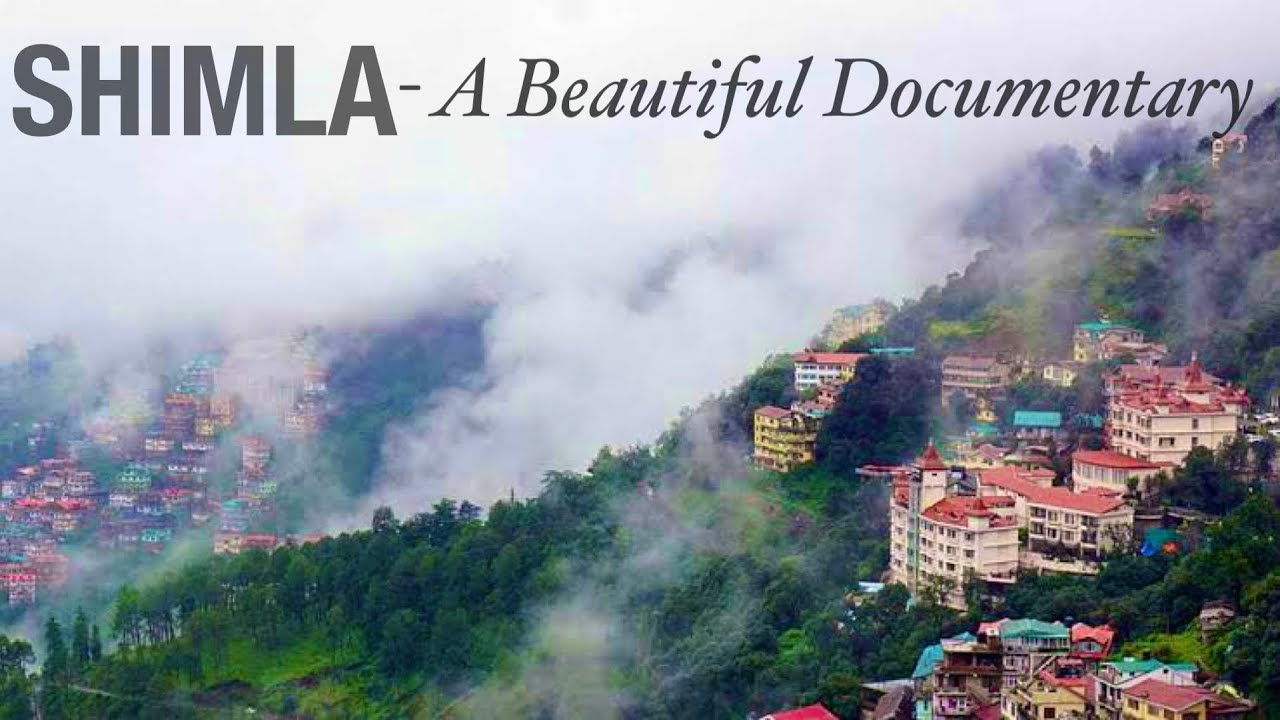 SHIMLA, India's Most beautiful Tourist Hill station in Himachal Pradesh