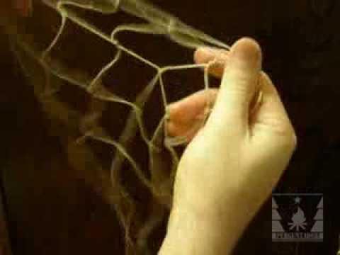 Как связать сетку своими руками