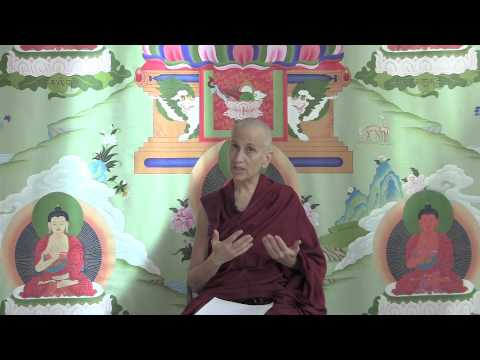 How to listen to the Dharma