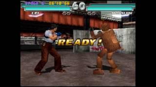 Tekken Tag 1 ( Arcade ) - Lei / Ogre Playthrough ( June 12, 2017 )