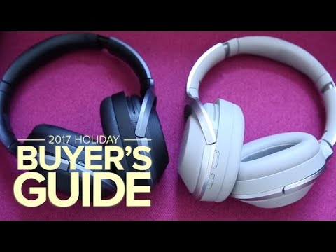 Headphones holiday buying guide 2017