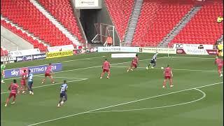 Akinfenwa goal against gillingham