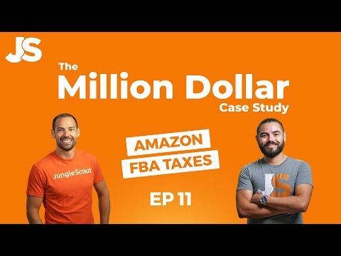 amazon-fba-taxes-💵-i-mdcs-|-ep-11