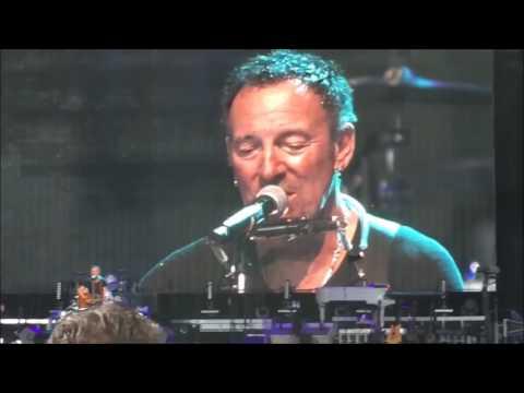Thunder Road Bruce Springsteen Horsens MP3