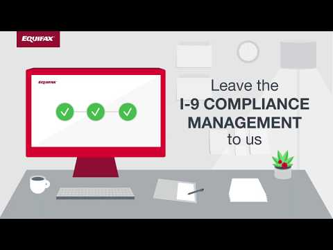 Equifax I-9 Compliance Management