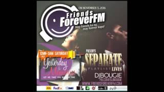 November 05, 2016 Yesterday & Memories Invitation for FFFM