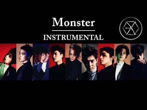 EXO - Monster (Instrumental) [Audio]