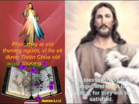 CN_04-A: TÁM MỐI PHÚC THẬT (Bài Giảng Trên Núi) _ Mt 5:1-12