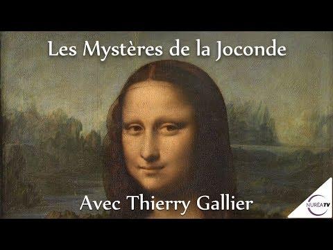 « Les Mystères de la Joconde » avec Thierry Gallier - NURÉA TV