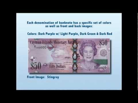 Cayman Islands Monetary Authority Currency