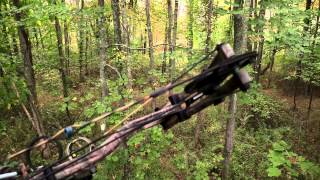 Self Filmed Archery Whitetail Hunt with New Hoyt
