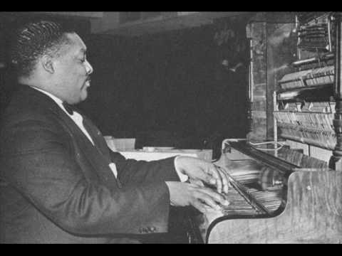 Albert Ammons : Boogie Woogie Stomp (Transcription)