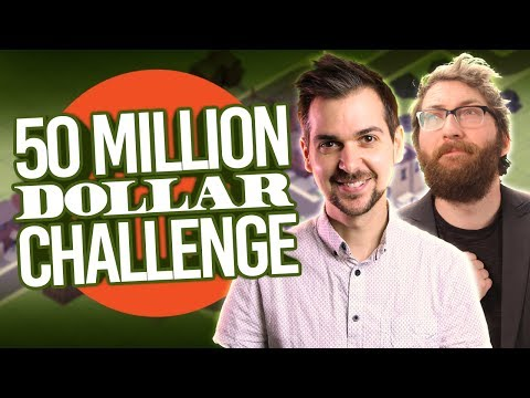 50 MILLION DOLLAR CHALLENGE | Rise of Industry