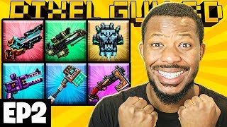 THE BEST CLASS SETUP SERIES! | Pixel Gun 3D - Episode 2