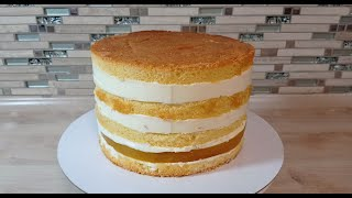 ЙОГУРТОВЫЙ КРЕМ для начинки торта СБОРКА ТОРТА с ЙОГУРТОВЫМ КРЕМОМ НИЗКОКАЛОРИЙНЫЙ БЮДЖЕТНЫЙ КРЕМ